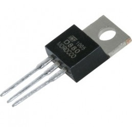 Транзистор 2SD880 (60V*3A*30W) (TO-220) n-p-n