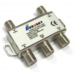 Дісек DiSEqC (1.0) Eurosky  DSW-7107P(4х1)