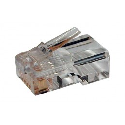 Штекер 8p8c (RJ-45) Cat-6 High HQ