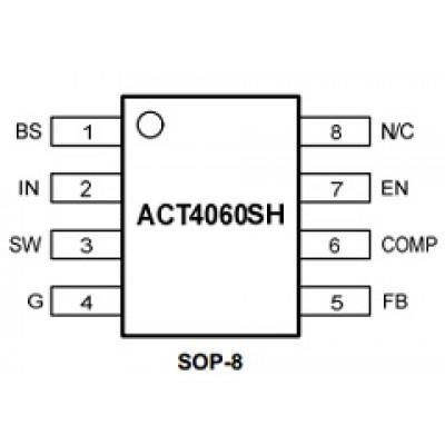 Мікросхема ACT4060SH (smd)