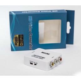 Адаптор AV to HDMI TV Signal (720p/1080p)