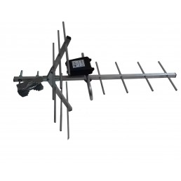 Антена DVB-T/T2  (21-69) БЕТА  AT-11H 11-ти елементна