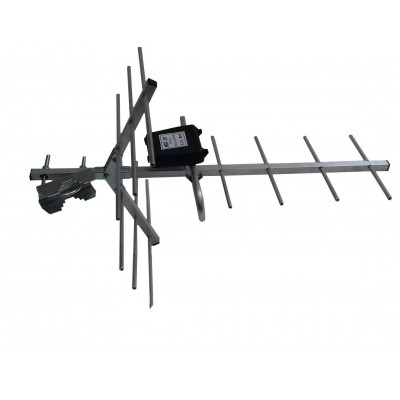 Зовнішня телевізійна антена T2 БЕТА  AT-11H 11-ти елементна