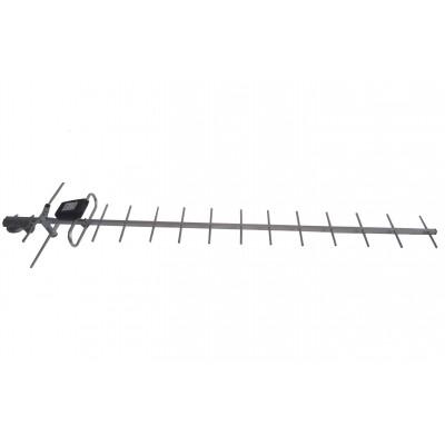 Зовнішня телевізійна антена T2 БЕТА  AT-19S 19-ти елементна