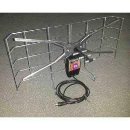 Антена DVB-T2  (21-69) кімнатна під тюнер (Чебурашка)
