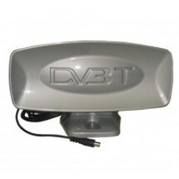 Антена ТВ DVB-T2 PL-1K кімнатна +28db