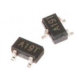 Транзистор AO3401 (30V*4.2A*1W) P-channel (SOT-23)