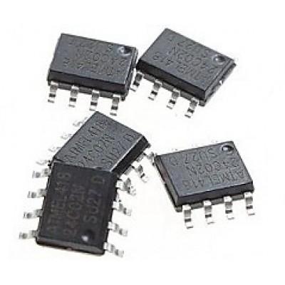 AT24C02 || EEPROM пам'ять SOP-8