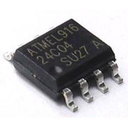 Мікросхема AT24C04 (SOP-8)
