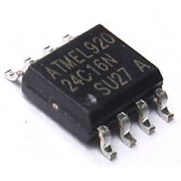 Мікросхема AT24C16N (SOP-8)