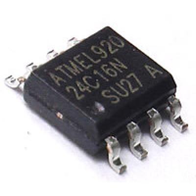 AT24C16N || EEPROM пам'ять SOP-8