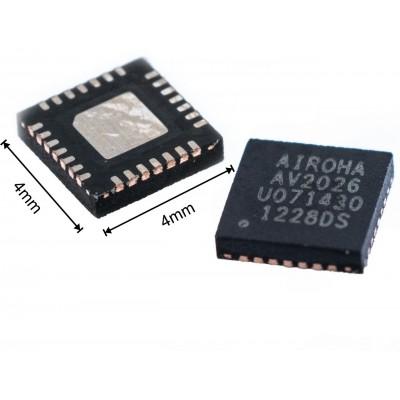 Мікросхема AV2026-S85QEGQ0 (GL8)