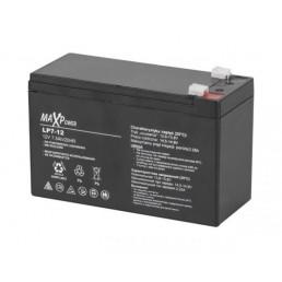 Акумулятор 12V*7,5Ah MaXpower 0403