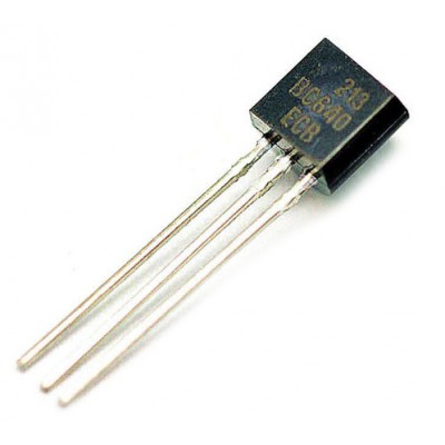 Транзистор BC640 (80V*1A*0.8W) (TO-92) p-n-p