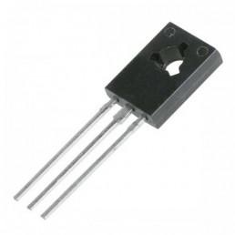 Транзистор BD140 (80V*1.5A*12.5W) (TO-126) p-n-p