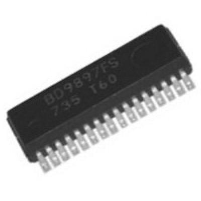 Мікросхема BD9897FS SSOP-32 (smd)