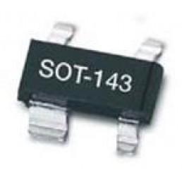 Транзистор BF998 (12V*0.03A*0.2W) (SOT-143B) N-CANNEL