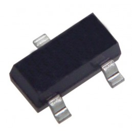 Транзистор BSS123 (100V*0.15A*0.25W) (SOT-23) N-CANNEL