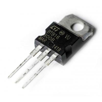 Симістор BTB16-600B (600V*16A*  ) TO-220