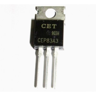 CEP83A3 || TO-220 30Vx100A N-Channel