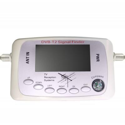 Цифровий DVB-T/T2 ефірний фіндер SF-9506T
