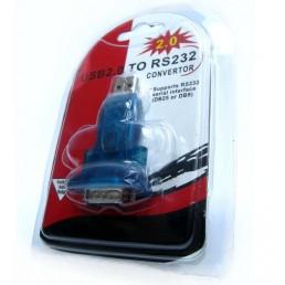 Перехідник USB 2.0/COM RS232 ( ZX-U03-2A )