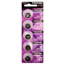 Батарейка CR1220 TOSHIBA