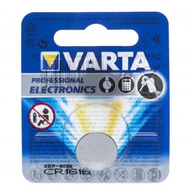Батарейка CR1616 VARTA