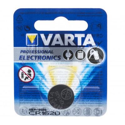 Батарейка CR1620 VARTA LITHIUM