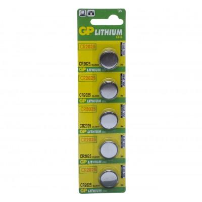 Батарейка CR2025 GP-U5