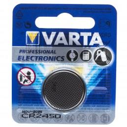 Батарейка CR2450 VARTA LITHIUM