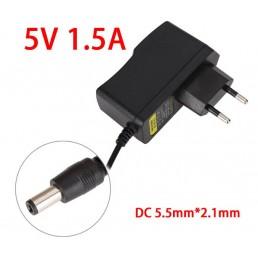 Блок живлення 5V*1.5A (імпульсний) 5.5/2.1mm