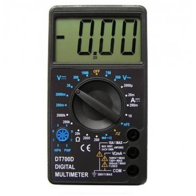 Цифровий мультиметр DT700D