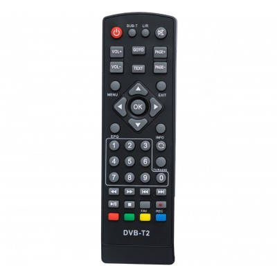 Пульт DVB-T2 OPENFOX (CE)