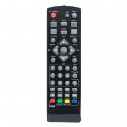 Пульт DVB-T2 TIGER