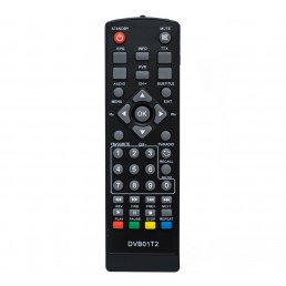 Пульт DVB-T2 World Vision T38