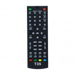 Пульт DVB-T2 World Vision T55  (CE)