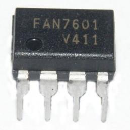 Мікросхема FAN7601 (DIP-8)