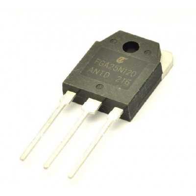 Транзистор FGA25N120ANTD (1200V*25A*125W) (TO-3P) N-P-T