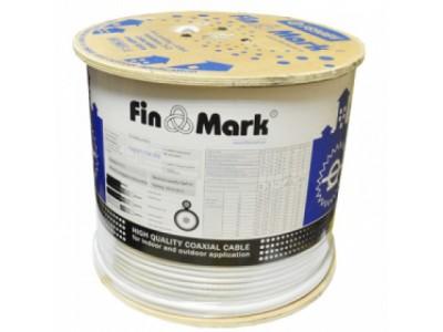 Купити Кабель ТВ F660  FINMARK (305m) білий Рівне