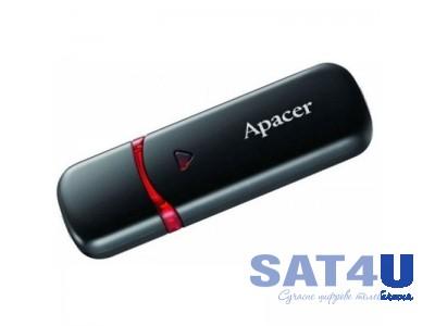 Флешка 8GB USB2.0 APACER AH333 white