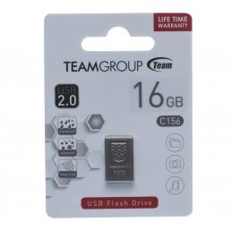 Флешка 16GB USB2.0 Team C156 Silver