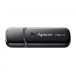 Флешка 16GB USB3.0 APACER AH355 black