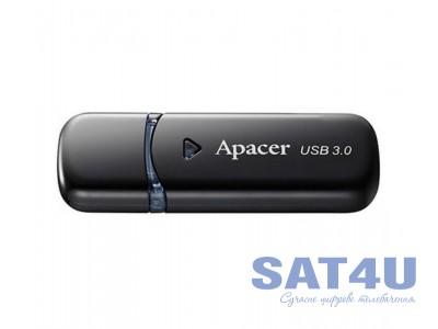 Флешка 16GB USB3.0 APACER AH355 black