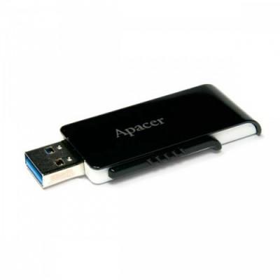 Флешка 16GB USB3.0 APACER AH350 black
