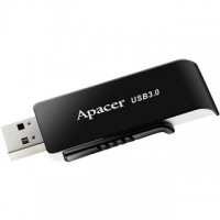 Флешка 64GB USB3.1 APACER AH350 black