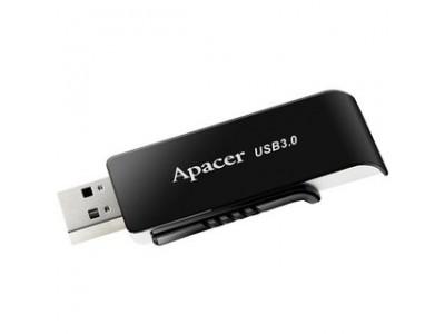 Флешка 64GB USB3.1 APACER AH350 black