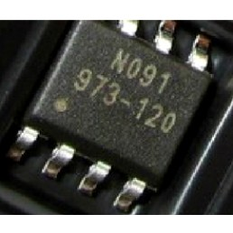 G973-120ADJF11U (973-120  SOP8 4A )