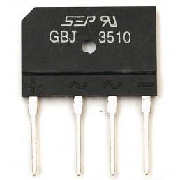 Діодний міст GBJ3510 (1000V 35A)