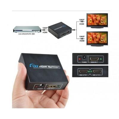 Сплітер HDMI 1*2 (1080P/3D)